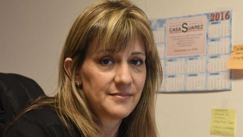 La comodorense Vilma Borau asumirá como legisladora de Chubut Somos Todos en lugar de Jerónimo García.