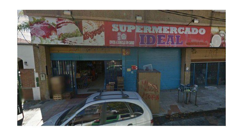 El dueño de un súper chino mató a un delincuente que quiso entrar a su comercio