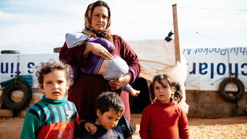 Retoman el pedido para refugiar a 9 familias sirias en Chubut.