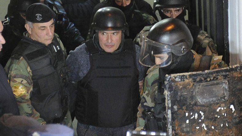 Escuchá la llamada al 911 que alertó sobre José López en el Monasterio