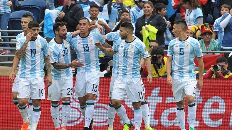 Un país albiceleste sueña con ver festejar a la Argentina en la final.