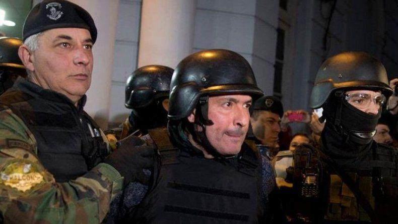 Rechazaron la excarcelación de José López por temor a que se fugue