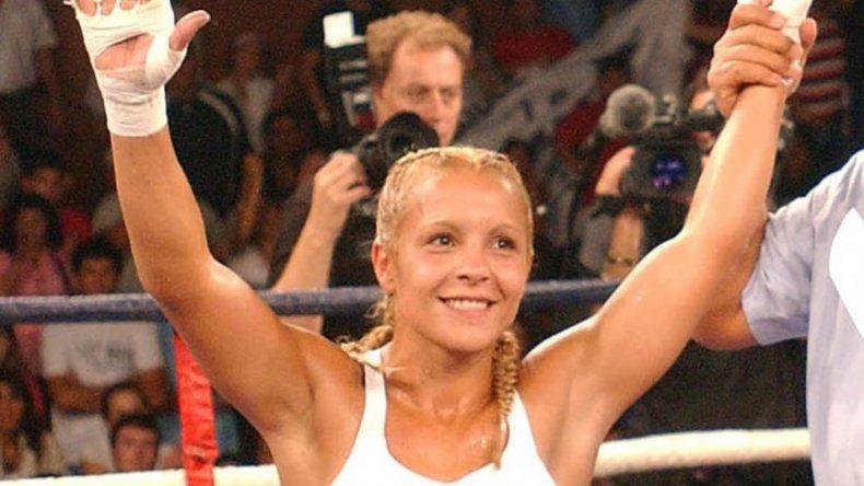 Jesica Bopp vuelve a pelear esta noche