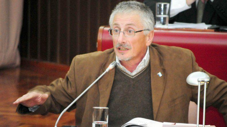 Jerónimo García dejará su labor en la Legislatura para asumir al frente de la Empresa Provincial de Energía.