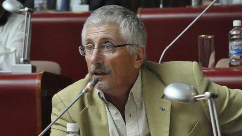 Jerónimo García dejará su banca para presidir la Empresa de Energía.