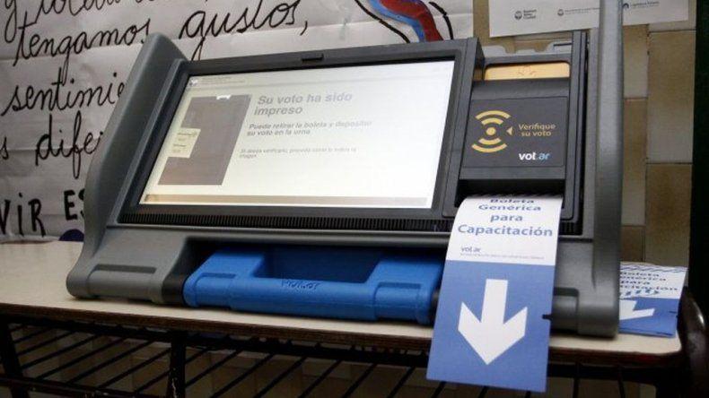 El voto electrónico, eje del debate sobre la reforma electoral