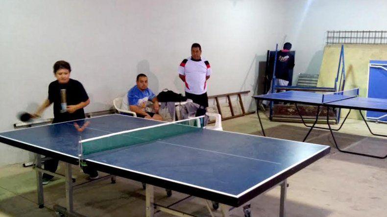 El tenis de mesa verá acción hoy en el gimnasio Ignacio Köening del barrio Laprida.