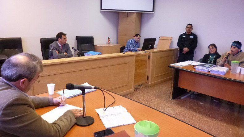 Jones Huala continuará con prisión preventiva