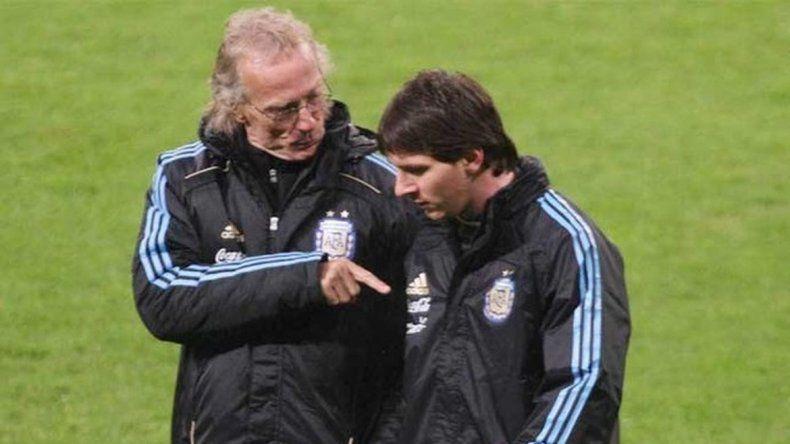 Me alegra que Argentina haya perdido una nueva final