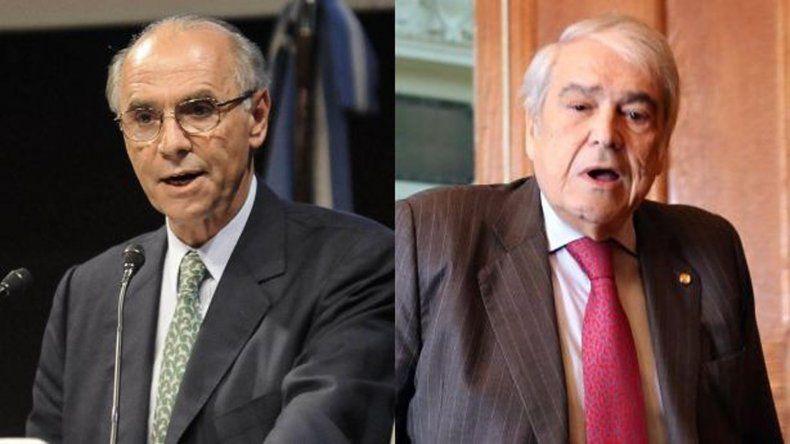 Méndez y Chediak fueron indagados por Federico Delgado. No les dijeron lo mismo que a los periodistas.