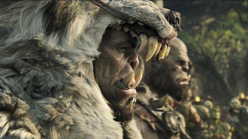 Warcraft llega a la pantalla grande