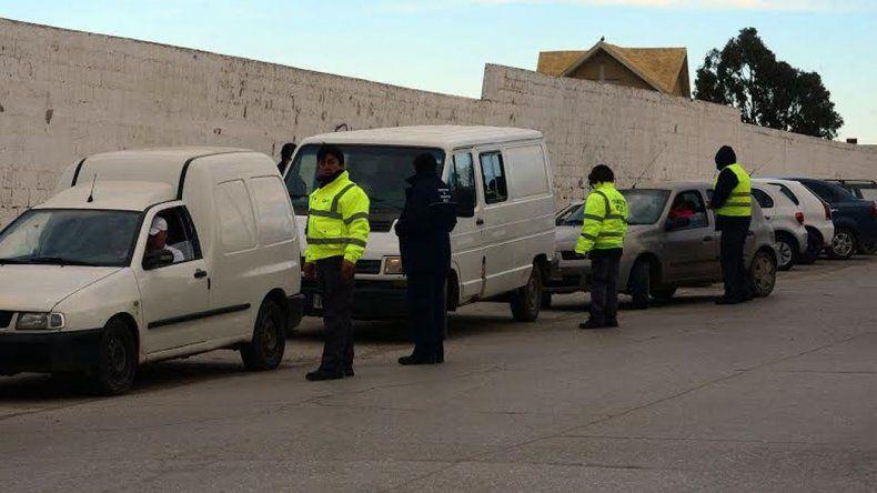 Controles: de 100 vehículos y detectaron un 30% de morosos en Zona Oeste