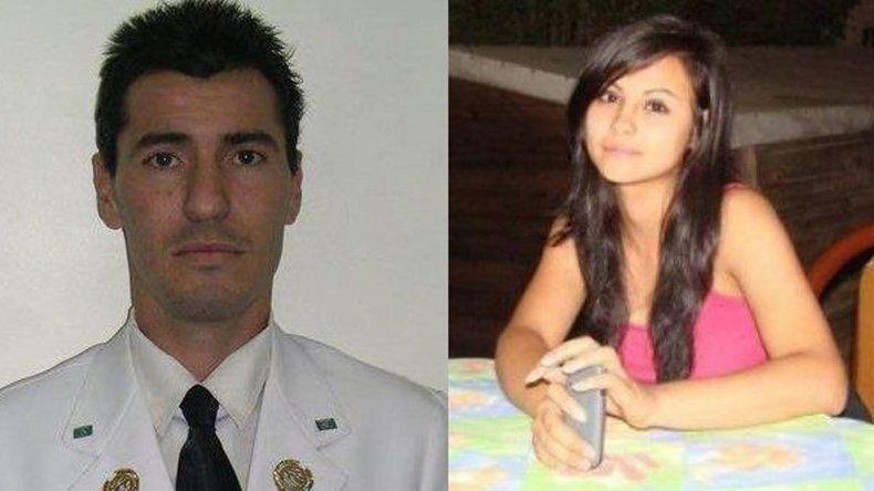 El ex prefecto fue condenado por el crimen de Araceli Ramos.