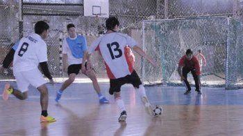 En total fueron 20 los partidos que se jugaron el último fin de semana, por el futsal de los Juegos Comunitarios.