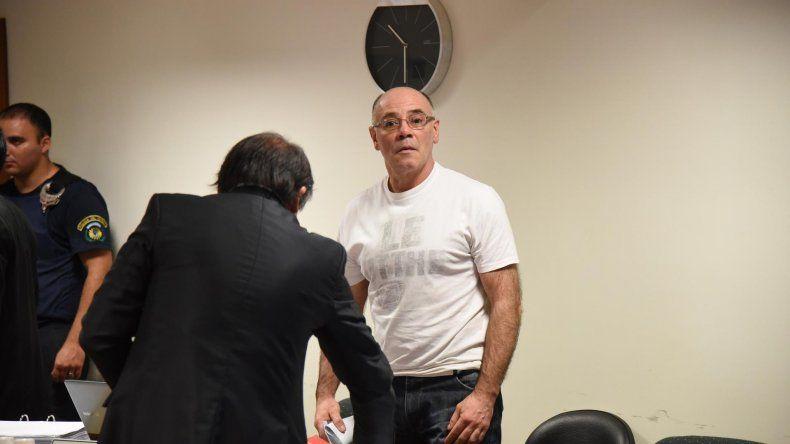 Claudio Lamonega fue condenado en diciembre último a prisión perpetua por el triple homicidio de Sarmiento.