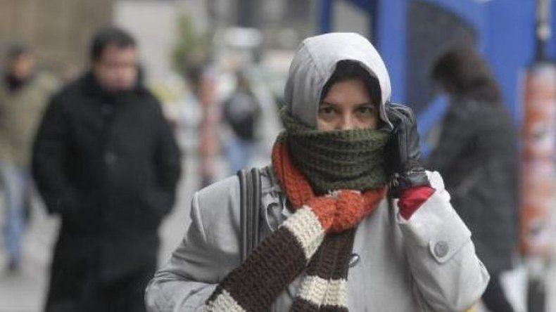El frío seguiría marcando el rumbo de los próximos días en Comodoro