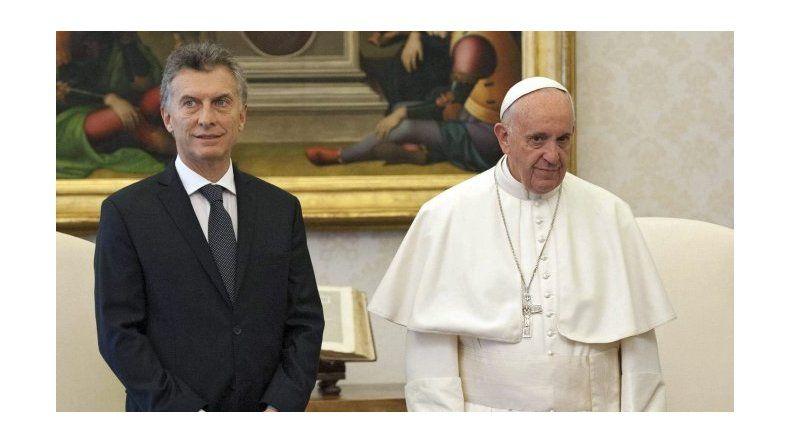 Macri y el Papa mantendrán una nueva reunión en Roma