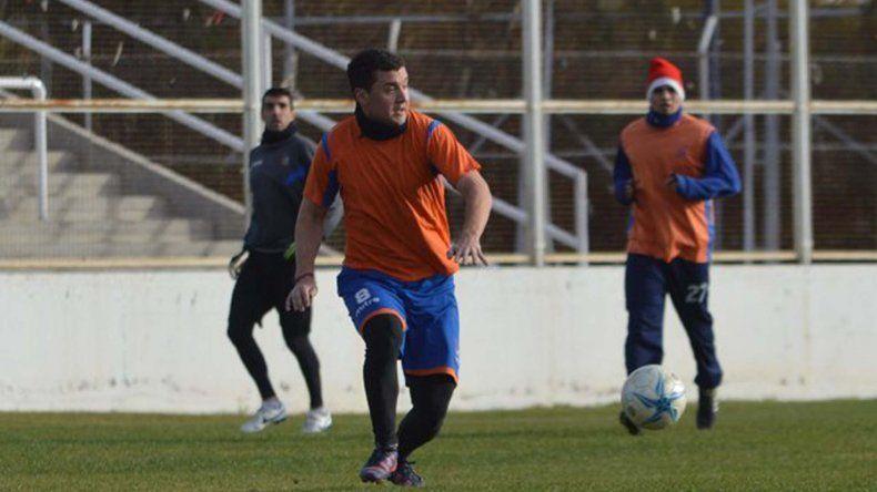 Marcos Rilo es uno de los jugadores que vuelven al Azzurro.