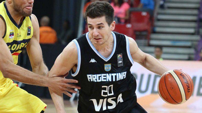 Leonel Schattmann viene de cumplir un gran papel en el Sudamericano donde Argentina terminó cuarto.