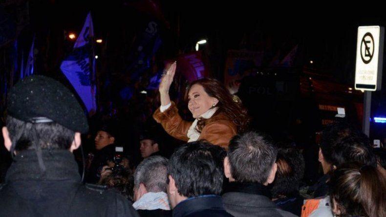 Cristina Kirchner propuso una auditoría de toda la obra pública nacional