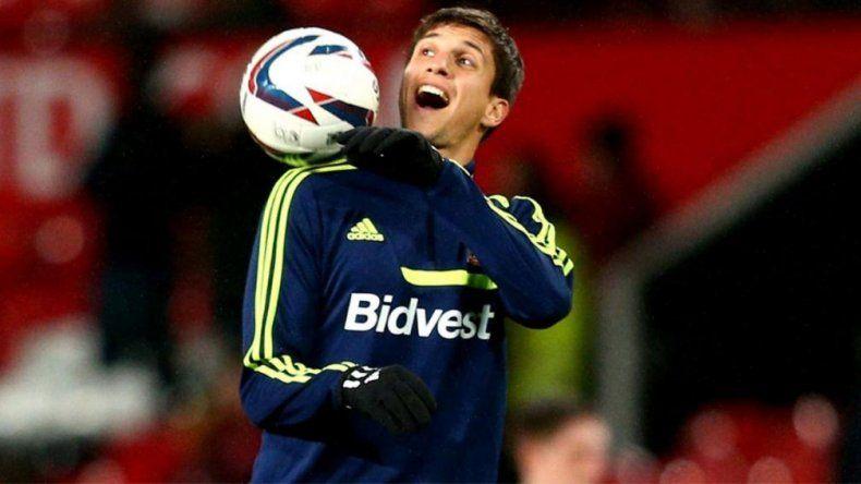Vergini firmó con Boca