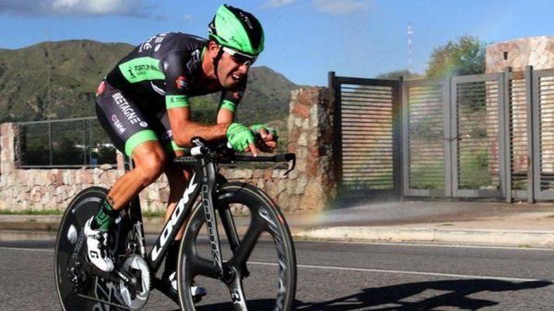 Balito Sepúlveda  ascendió un puesto en el Tour de France
