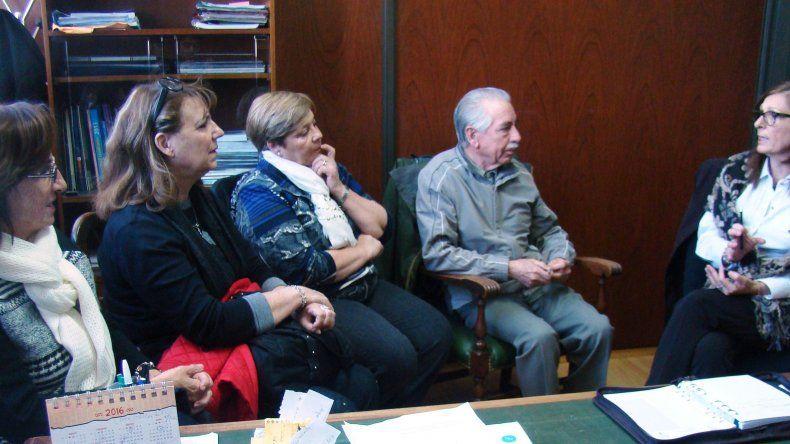 Buscan una integración entre la UNPSJB y la Fundación Española.