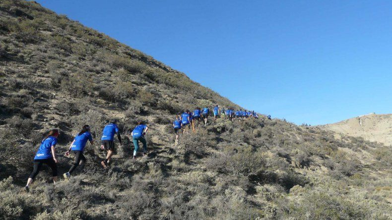 Por primer año Comodoro Corre pone en acción un duatlón de montaña en Rada Tilly.