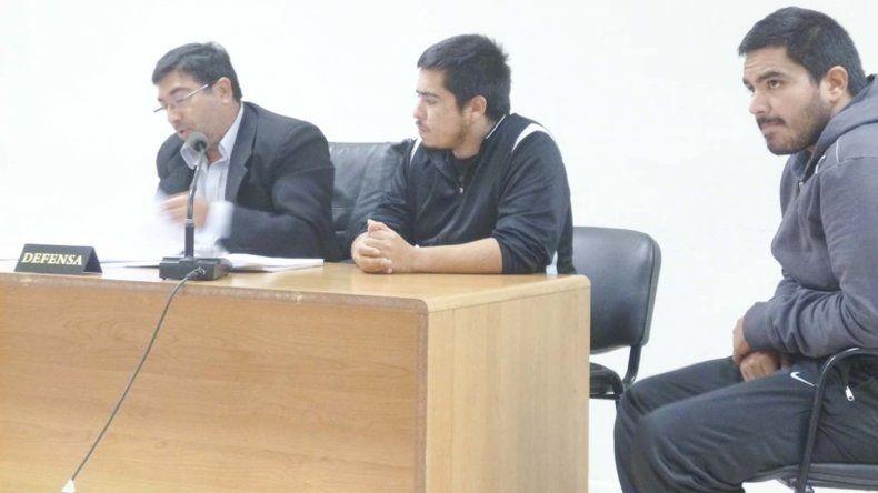 Los ex inspectores Mauro Cárdenas y Facundo Garbarino irán a juicio por los robos cometidos en marzo.