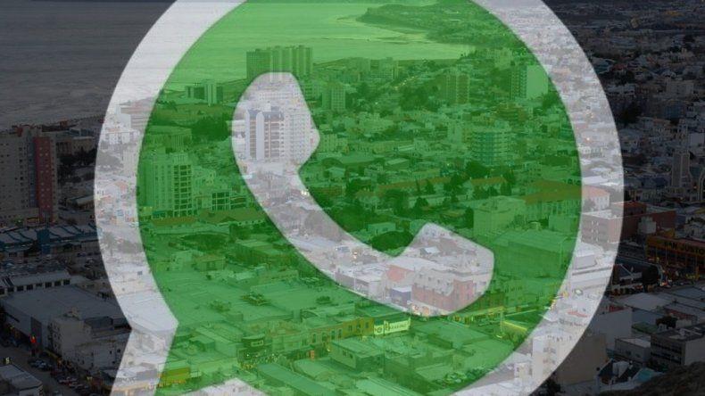 Trueque por WhatsApp, una original iniciativa que se instala en Comodoro