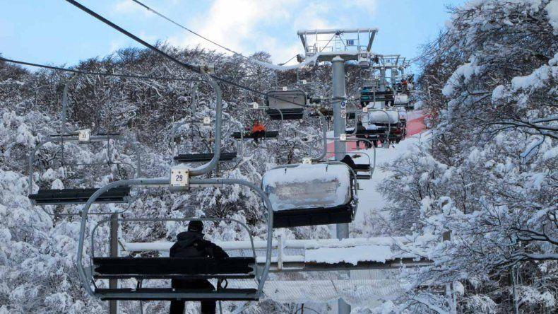 Centros de esquí ya palpitan el invierno y se renuevan
