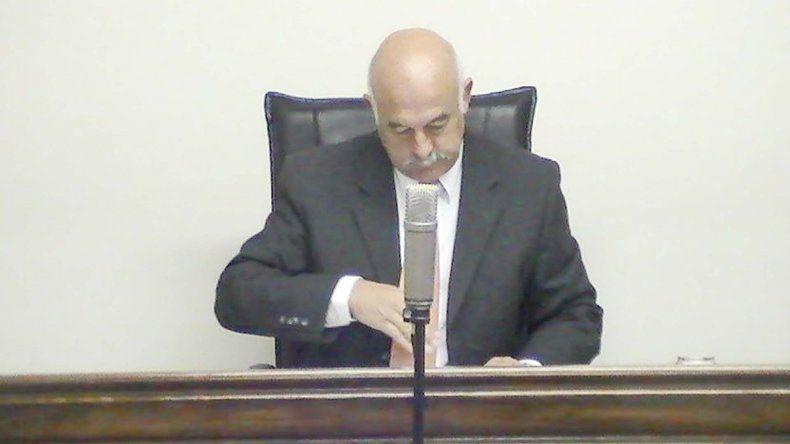 El juez Daniel Pérez homologó el acuerdo de juicio abreviado.