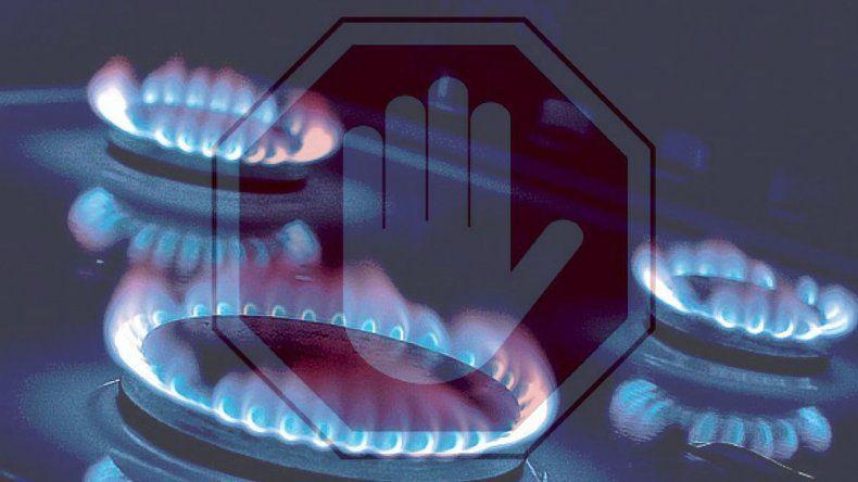 Amparo frena aumento del gas en todo el país