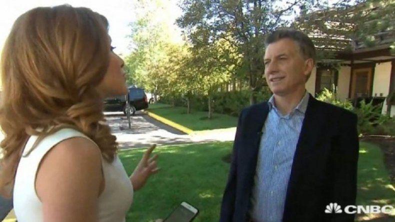Macri sobre el tarifazo: la gente lo entendió y nos está acompañando