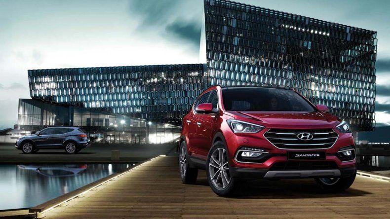 Nuevas Hyundai Santa Fe y Grand Santa Fe a la venta