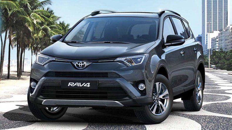 La Nueva Toyota RAV4 ya está en Argentina