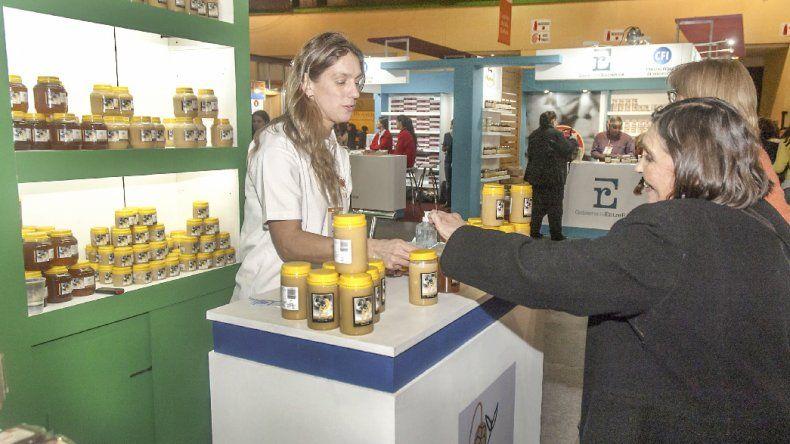 Productores de Chubut en la Feria Gastronómica más importante de la Argentina.