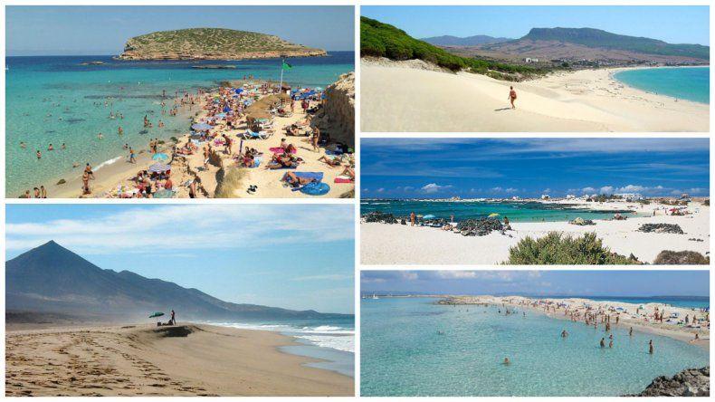 Top 5: Las mejores playas españolas