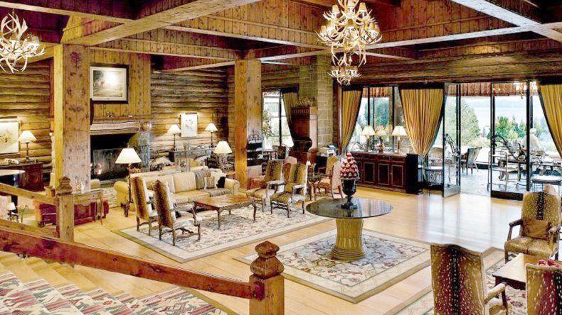 Hotel Llao Llao, ícono turístico  de Bariloche