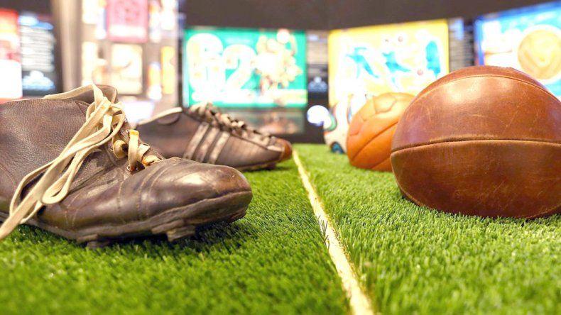 El altar de los hinchas del fútbol