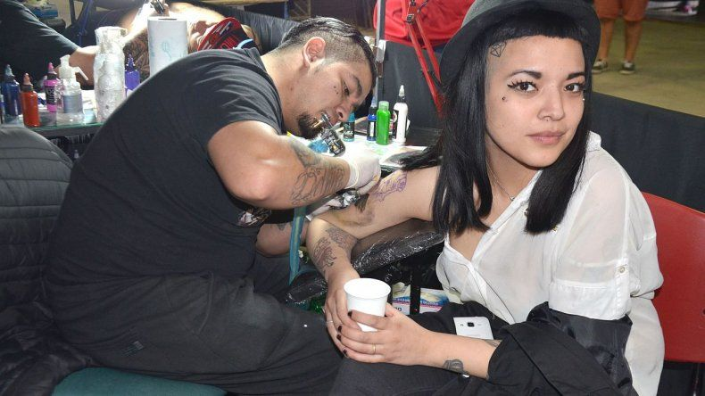 Comodoro Tattoo Convention