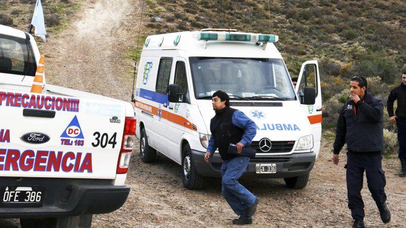 El ciclista que ayer se cayó cuando descendía del cerro del faro permanece internado en terapia intensiva.
