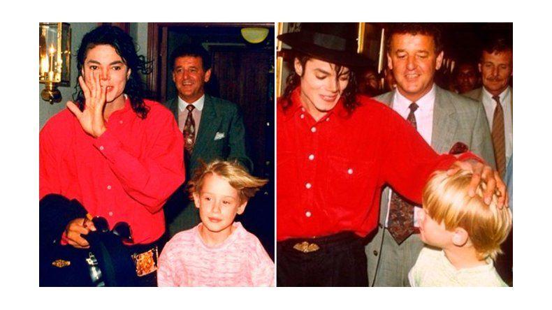 Macaulay Culkin habría sido abusado por Michael Jackson