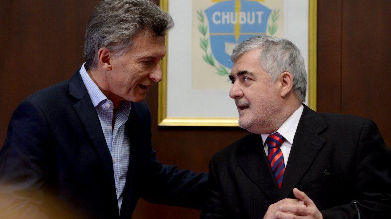 Macri y Das Neves anunciarán inversiones millonarias para Chubut