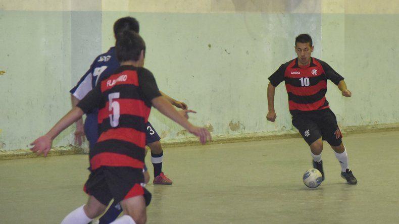 La Asociación Promocional continuó el fin de semana con la disputa del torneo Apertura de fútbol de salón.