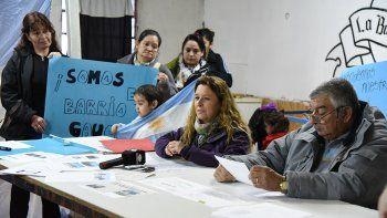 Derribaron paredes, pero este sigue siendo el barrio gaucho, afirmó Karina Mayoraz.