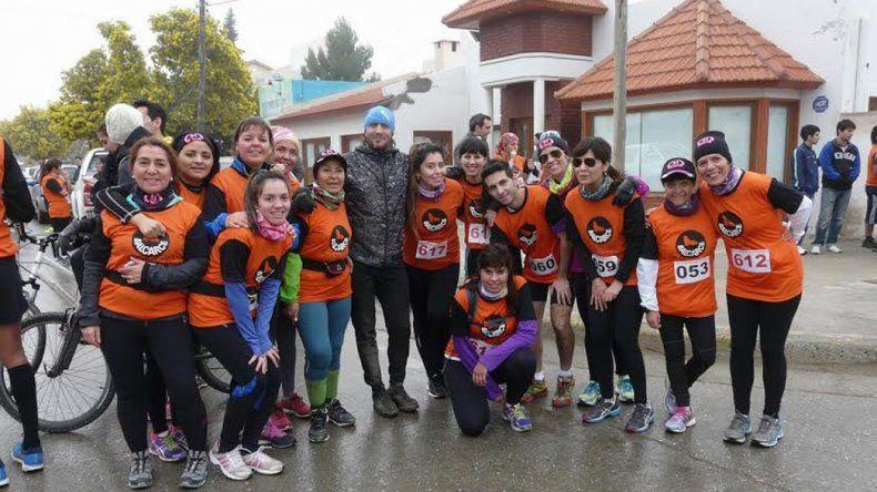 Diferentes agrupaciones de Comodoro y Rada Tilly participarán de la 5ª edición de la corrida Día del Amigo.