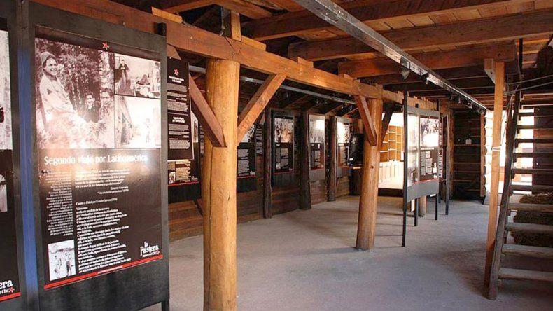 El museo neuquino que forma parte de Los caminos del Che