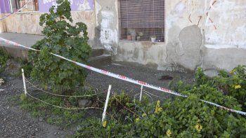 El lugar donde el sábado a la madrugada fue agredido Miguel Miranda.