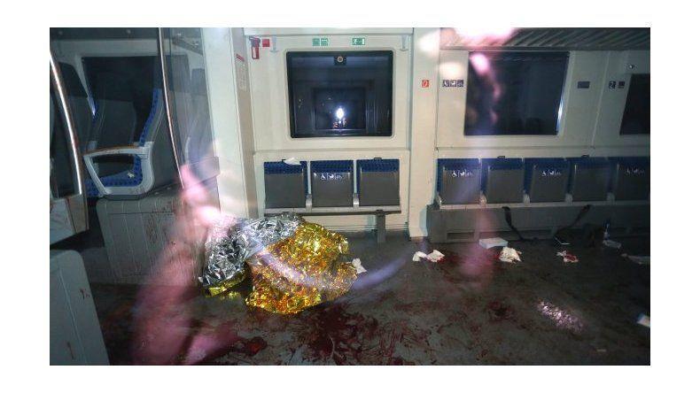 ISIS se adjudicó el ataque a pasajeros en un tren de Alemania